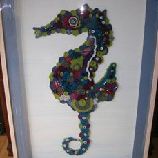 ''Oisin the Seahorse''  was designed and created in the same way as ''Ollie the Owl with attitude''