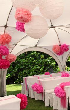 Partyerie: Celebrate Pink.