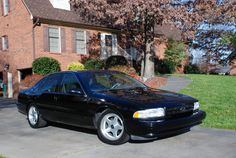 1996 Chevy Impala SS... One of my favorites of all time.