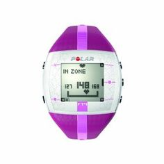 #10: Polar FT4F Heart Rate Monitor Watch.