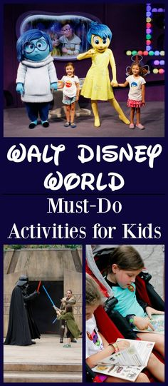 Headed to Walt Disney World with young children? Plan some fun for everyone with these easy tips. School aged kids won't be bored when you check out these fun activities that will keep them engaged and learning, even on vacation!