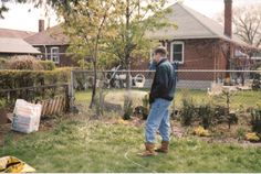 Watering in plantings May Photo courtesy of the homeowner. Starting A Garden, York, Plants, Plant, Planting, Planets