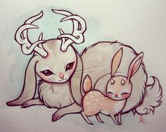 Yep, still have a jackalope obsession :)