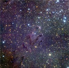 Nebulosa da Águia.