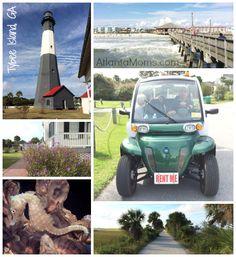 Tybee Island, GA: A Great Family Vacation Destination | Atlanta Moms®