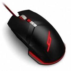 Das keyboard USB Wired Laser Sensor Division Zero M50 Gaming Mouse Black DKDIVZM50GM-NM7Wired Laser Sensor Gaming MouseOVERVIEWThe Das Keyboard M50 has a sleek ambidextrous design, premium materials, metal components, and advanced features to increase performance. The M50 has 9-programmable buttons to perform commands at the click of a button and an onboard memory to store up to 6 game profiles.(Formerly known as Division Zero M50 Pro Gaming Mouse) FEATURES AND SPECIFICATIONS9- programmable macr Sci Fi Armor, Circuit Design, Windows Operating Systems, Gaming Accessories, Red Led, Diy Electronics, Computer Mouse, Keyboard, Usb