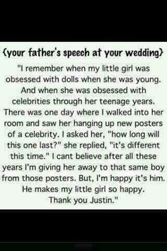 This Is Making Me Cry!!! my dad haven't see me growing up & I don't know him, but anyways :)