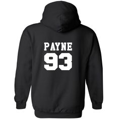 Liam Payne Hooded Sweatshirt 1D