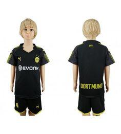 Dortmund Bortaställ Barn 17-18 Kortärmad Polo Shirt, Polo Ralph Lauren, Sports, Mens Tops, Fashion, Borussia Dortmund, Hs Sports, Moda, Polos