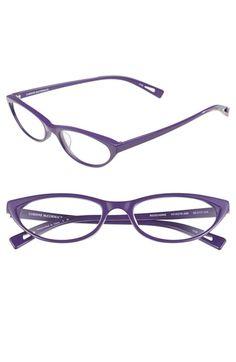 Women's Corinne McCormack 'Roseanne' 52mm Reading Glasses - Purple
