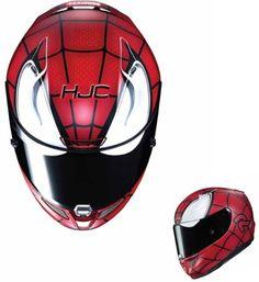 HJC сделал новые «супергеройские» шлемы | Новости МотоМосква
