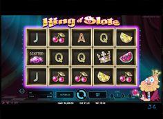 Hracie automaty King of Slots - Spoločnosť Net Enterteinmant predstavuje hracie automaty King of Slots, ktoré majú klasických 5 valcov, tri rady a 25 fixných výherných línií. . #hracieAutomaty #VyherneAutomaty #Jackpot #Vyhra #KingofSlots - http://www.slovenske-casino.com/online-kasino-hry/hracie-automaty-king-of-slots-2