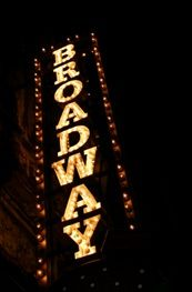 Always dreamed of being a Broadway star?
