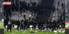 Şiddet devam ederse Avrupadan da çekileceğiz : Yunanistan Spor Bakanı liglerin süresiz askıya alınmasını değerlendirdi. Bakan futbol şiddetinin devamı halinde Yunan takımlarını Avrupa kupalarından da çekecekleri uyarısında bulundu.  http://www.haberdex.com/spor/-Siddet-devam-ederse-Avrupa-dan-da-cekilecegiz-/78345?kaynak=feeds #Spor   #Avrupa #Yunan #halinde #şiddeti #takımlarını
