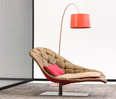 Armchairs   Seating   Bohemian armchair   Moroso   Patricia. Check it on Architonic