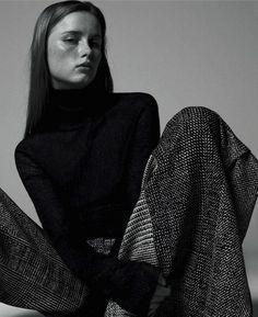 Vogue Germany June 2016 Rianne van Rompaey by Daniel Jackson