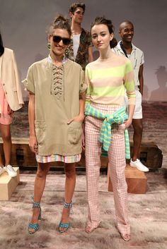 Pin for Later: J.Crew Will Fulfill Your Wildest Preppy Dreams For Spring 2016 J. J Crew Outfits, Stylish Outfits, Paris Outfits, Spring Outfits, J Crew Catalog, J Crew Summer, J Crew Style, Over 50 Womens Fashion, Professional Outfits