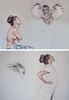 THE BIRDS | for original & details ➸♡➸ honeypieLIVINGetc | © hannah lemholt photography