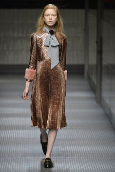 Pin for Later: Would You Wear the Fashion World's New Favorite Shoe? On the runway, the loafers caught everyone's eye.