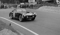 Ferrari 250 GT (1959-61)  A car that appeared in various forms, the 250 GT was a stalwart of the GT classes in the late 1950s and early 1960s. It was reliable too. Versions took a hat-trick of GT wins between 1959-1961, as well as two fine third places overall