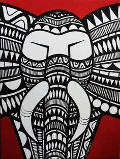 Elefantinho* - by Cadumen