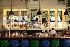John Dory Oyster Bar - Ace Hotel  3,000 sq. ft   New York, NY  http://thejohndory.com/