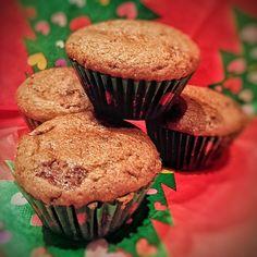#gingerbread muffins #mmm