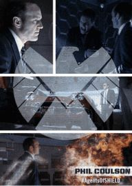 Motion Comic || Phil Coulson || 192px × 270px || #fanedit #animated