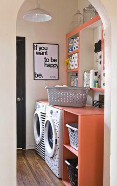 blog de decoração - Arquitrecos: Camuflando (e embelezando) a área de serviço.