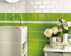 Плитка настенная - Tonalite - 1309 - однотонная, квадратная, из фарфора, для дома, из керамики, для кухни, для ванной - Плитка