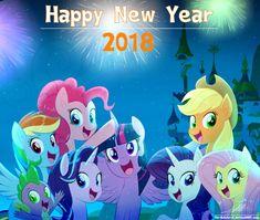 .:HAPPY NEW YEAR 2018:. by The-Butcher-X.deviantart.com on @DeviantArt