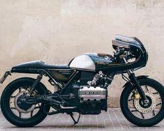 BMW K75 Cafe Racer Flying Brick – The Bike Lab