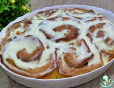 Рецепт: Вкуснейшие синнабоны с яблоками и корицей Waffles, Pancakes, Pie, Breakfast, Desserts, Food, Torte, Morning Coffee, Tailgate Desserts