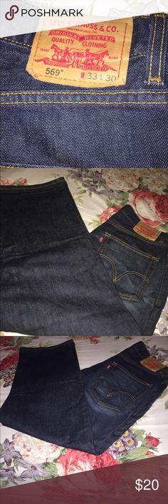 Pants Levis men pants # 33X30 Levi's Pants Boot Cut & Flare