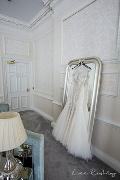 The bridal suite in Hedsor House taken by Hertfordshire Wedding photographer, Lee Rushby. Hedsor House, Luxury Wedding Venues, Bridal Suite, Wedding Inspiration, Wedding Photography, Wedding Dresses, Lace, Beautiful, Fashion