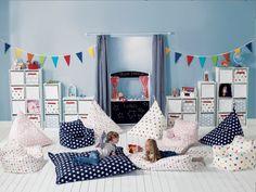Bean Bags, Bean Bag Chairs, Pyramid Bean Bag Chair, Kidu0027s Bedroom Furniture,