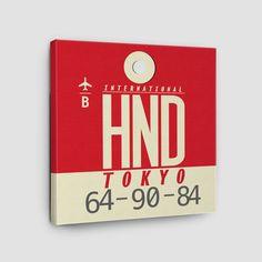 HND - Canvas