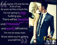 Driven by Fate (Serve, 5) by Tessa Bailey #DirtyGirlRomance