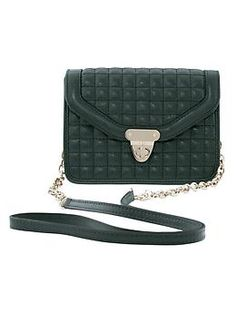 Francie Quilted Cross-Body