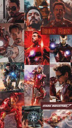 Tony Stark Wallpaper, Iron Man Hd Wallpaper, Avengers Wallpaper, Iron Man Stark, Iron Man Tony Stark, Avengers Characters, Marvel Avengers Movies, Iron Man Photos, Iron Man Logo