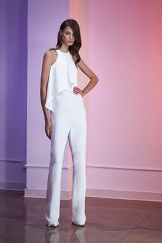 Cushnie et Ochs Resort 2016 Fashion Show