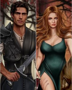 Fantasy Couples, Fantasy Art Men, Fantasy Books, Tv Show Music, Sarah J Maas Books, Beloved Book, A Court Of Mist And Fury, Crescent City, Character Outfits