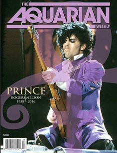 The Aquarian Weekly Journal in New Jersey remembers Prince The Artist Prince, Photos Of Prince, Prince Purple Rain, Paisley Park, Roger Nelson, Prince Rogers Nelson, Purple Reign, Music Icon, Concert Posters