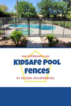Get your pool fence up ready for the summer with the help of KidSafe Pool Fences by Arizona Childproofers. Call today for a FREE estimate! 480-634-7366 www.azchildproofers.com #arizona #poolfence #poolfences #kidsafe #fencecontractor #poolfencephoenix #meshfence #installers Mesh Fencing, Water Safety, Pool Fence, Relationship Tips, Parenting Advice, The Help, Arizona, Dads, Swimming