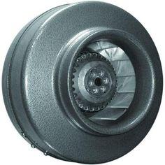 Vortex 6 in. Low Powerfan Inline Duct Fan-VTX600L, $180