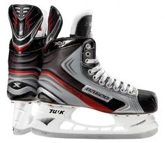 Bauer Vapor X 7.0 Ice Skates [SENIOR] by Bauer. $444.99. Bauer Vapor X 7.0 Senior Ice Hockey Skates - 2011 If you were a fan of the Vapor X:60 skates, the Vapor X 7.0 serves as a perfect replacement, and sports a great new look that you'll be sure to love. Bauer Vapor skates have always set the standard for lightweight performance quality. The Bauer Vapor X 7.0 Skates keep that legacy living on in style. Vapor X 7.0 Upper Features Quarter Package - Ultra-light tech mesh upper w...