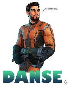 Paladin Danse - Fallout 4 by CameronAugust on DeviantArt Fallout Meme, Fallout Fan Art, Fallout New Vegas, Paladin, Fallout 4 Danse, Fallout 4 Companions, Nuclear Winter, Vault Tec, World On Fire