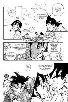 灼熱 — I think a lot of people were wondering what's. Dbz, Vegeta And Bulma, Dragon Ball Z, Goku E Chichi, Milk Y Goku, Manga Art, Manga Anime, Manga Story, Dragon Images