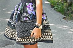 givenchy + chanel goodness