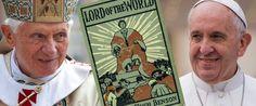 """¿El diablo en el gobierno mundial? El profético libro recomendado por los papas Francisco y Benedicto XVI ------------------------------------------- NOTA: Les recomiendo también  la lectura del libro """"Claves ocultas del poder secreto"""" que NO es un triller ni una novela de ciencia ficción. Se trata de un trabajo periodístico serio de unos periodistas españoles, que se """"zambulleron"""" en archivos desclasificados de la CIA, la KGB y otros más de otros gobierno. Ahí entendemos el cómo, el porqué…"""